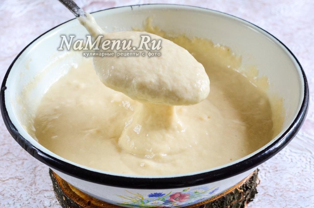 Как сделать тесто на оладушки без кефира и молока