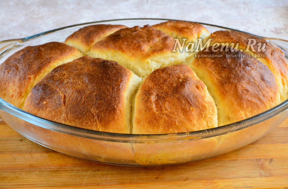 Пирожки в духовке из дрожжевого теста в духовке рецепт с пошагово в