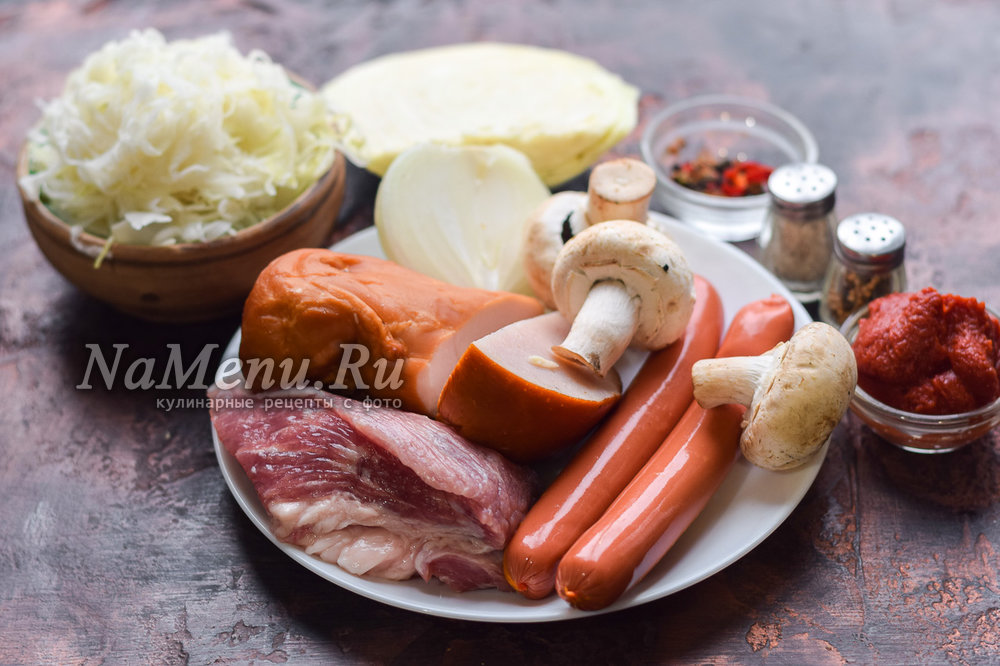 Бигос традиционный польский рецепт в мультиварке 30