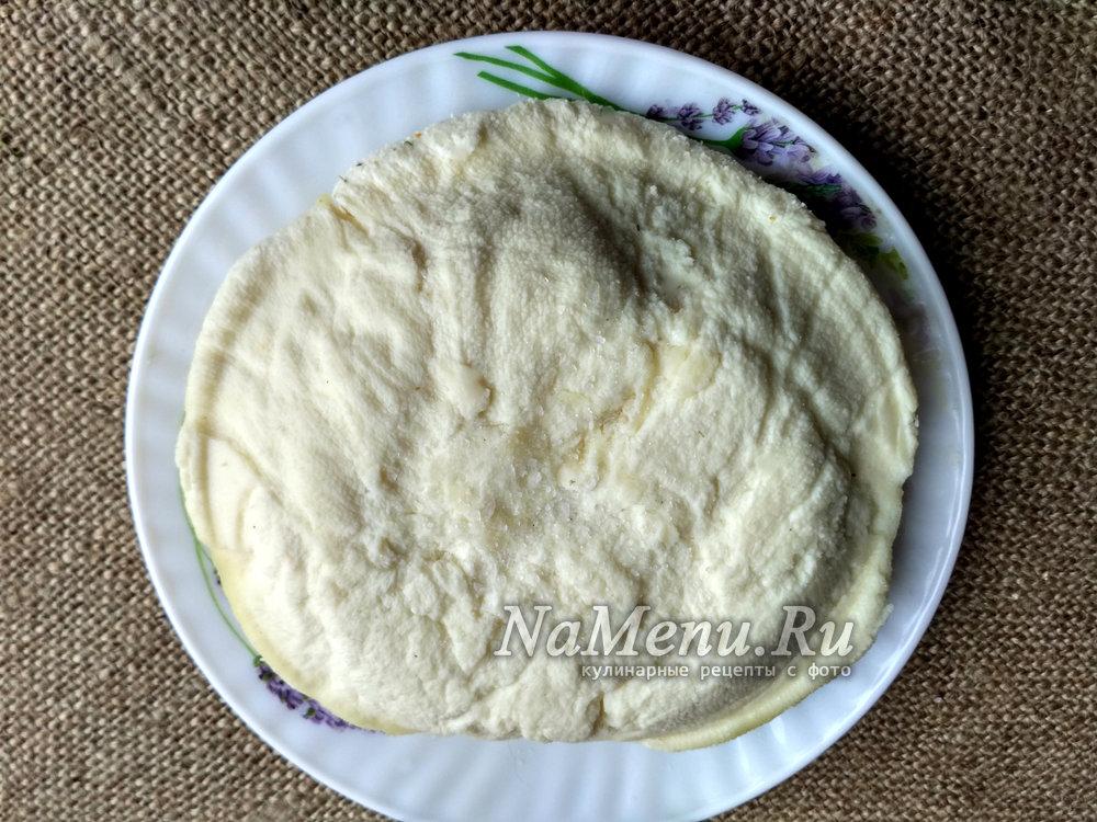 Как сделать из молока сыр с пепсином  903