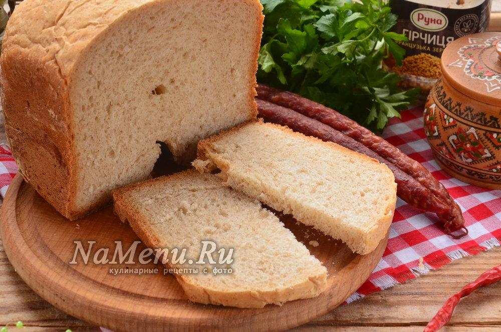 Хлеб в домашних условиях с отрубями 661