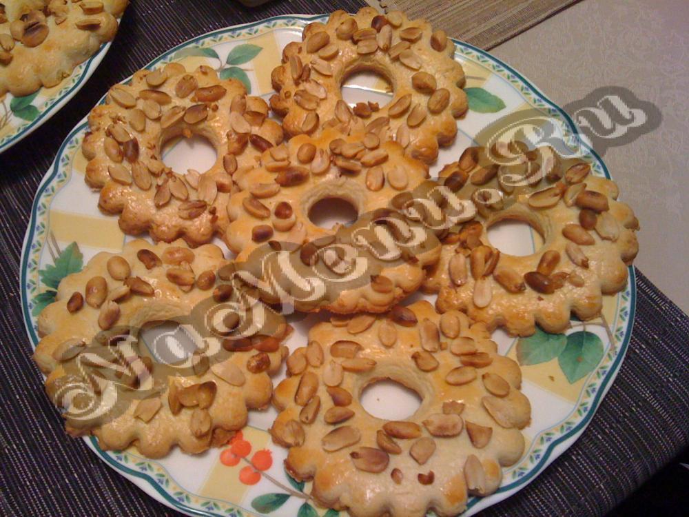 Домашние печенье - рецепт с фото