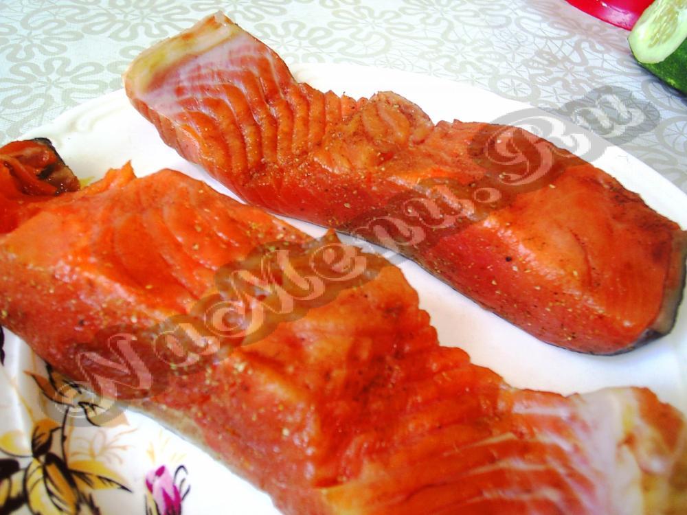 Смотреть Салат Из Красной Рыбы видео