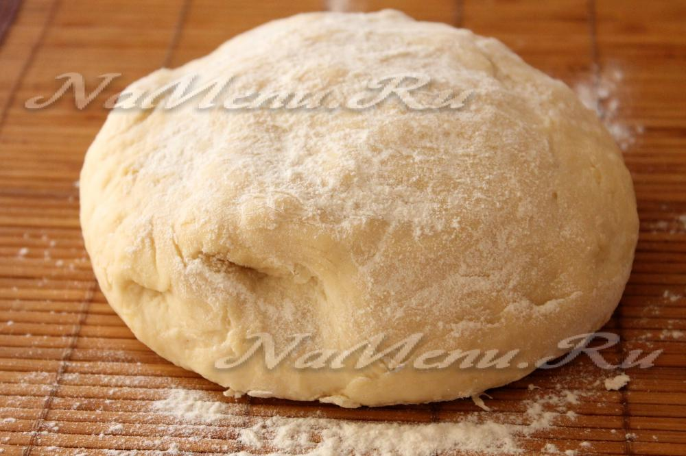 Как сделать дрожжевое тесто на пирожки фото