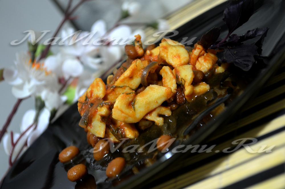 Блюдо на завтрак из слова картошка учи ру