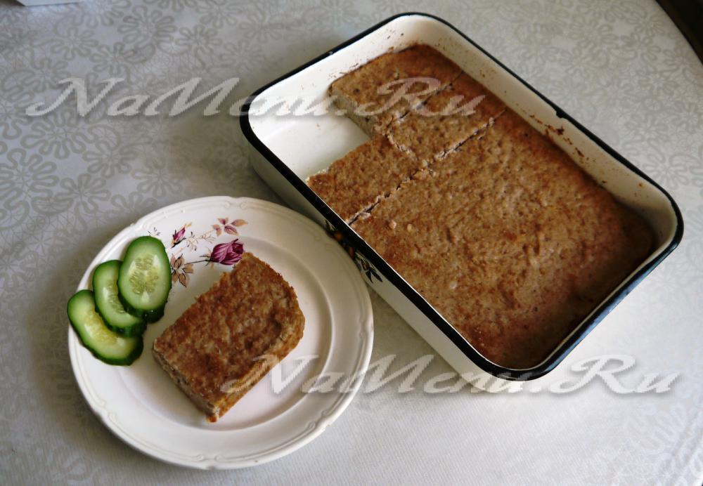 домашние котлеты из фарша в духовке рецепт с фото