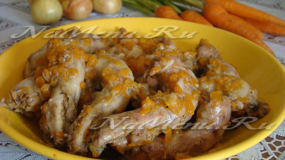 Что приготовить из куриных лапок быстро и вкусно 49
