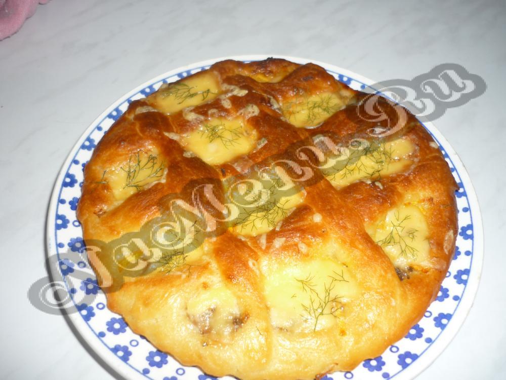 Рецепт шарлотка с лимоном пошагово 193