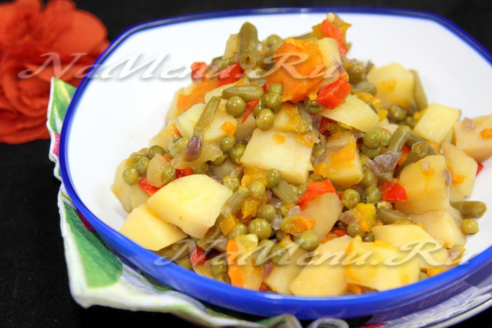 Рецепты салатов скачать