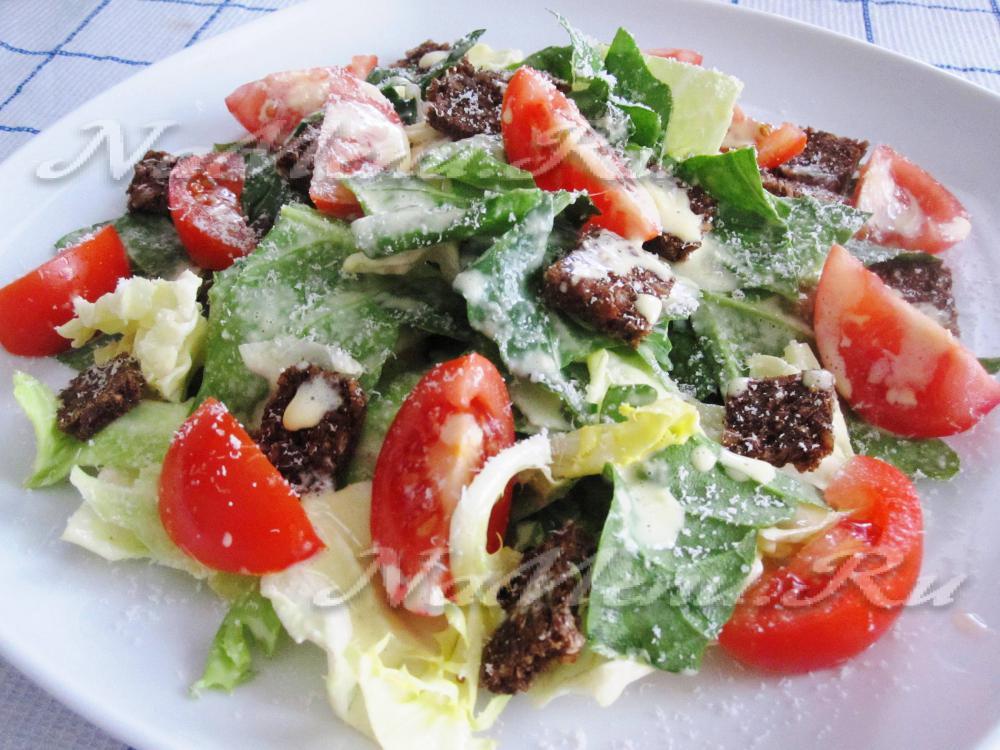 Пицца цезарь рецепт в домашних