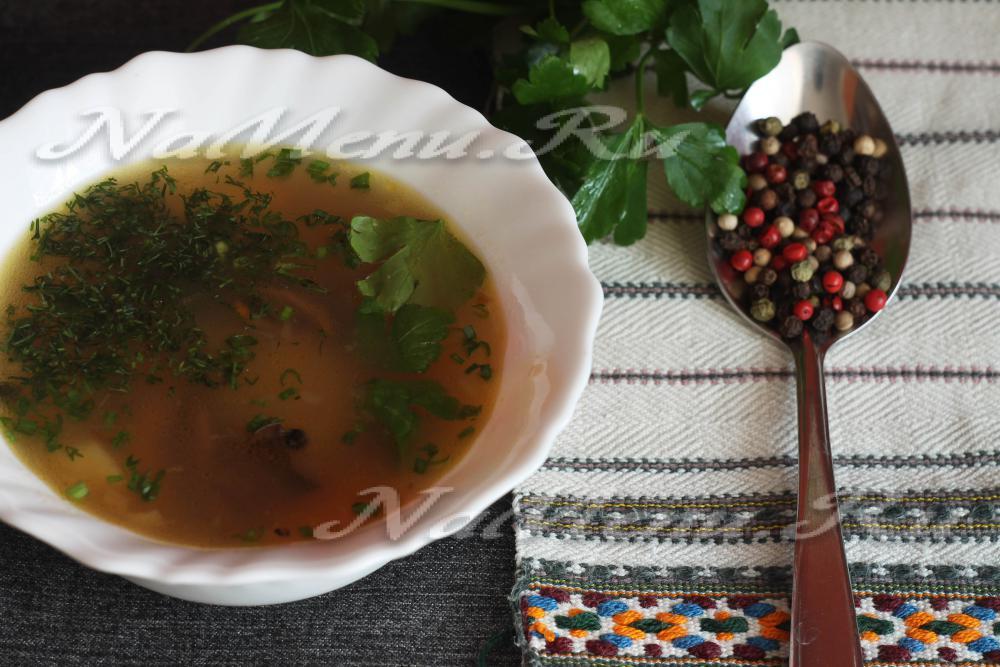 Рецепты сушеными грибами фасолью