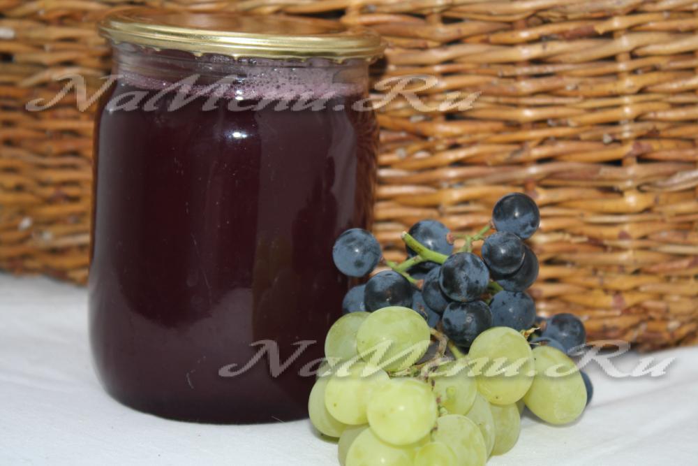 Виноград сок в домашних условиях 108