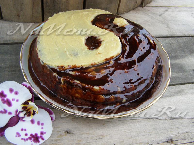 Торт творожный наслаждение фото 4
