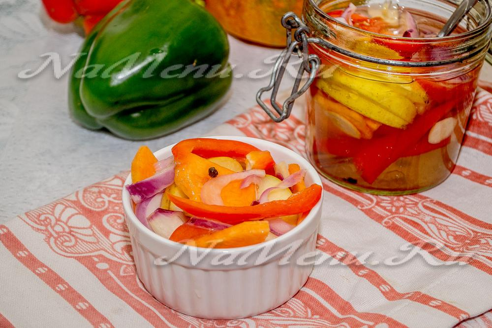 яблоки на зиму рецепты с фото пошагово