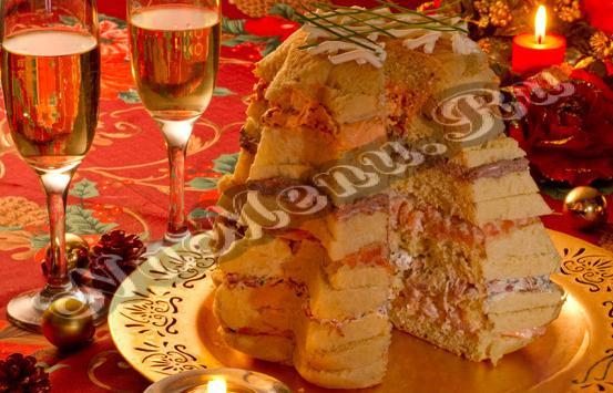 Торт из вафельных коржей торт захер