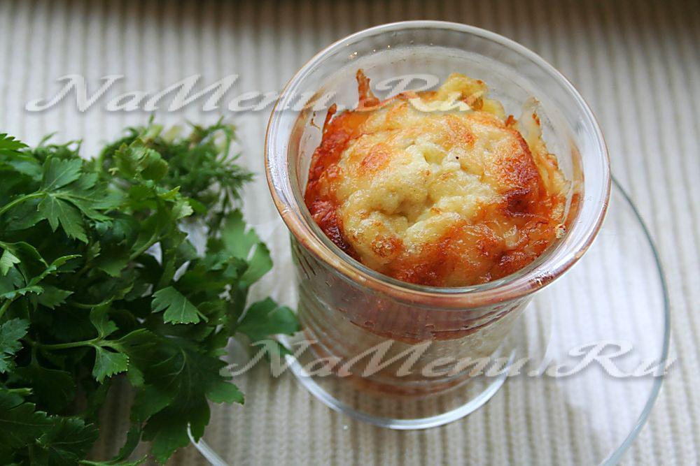 рецепт суфле из отварного мяса