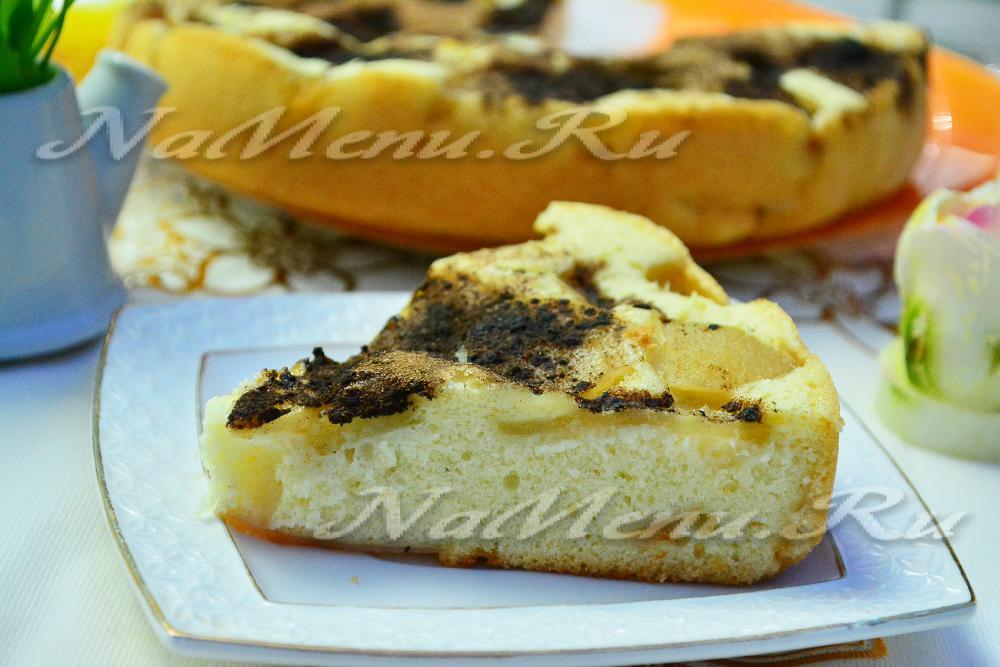 Пирог с грушами в мультиварке рецепты