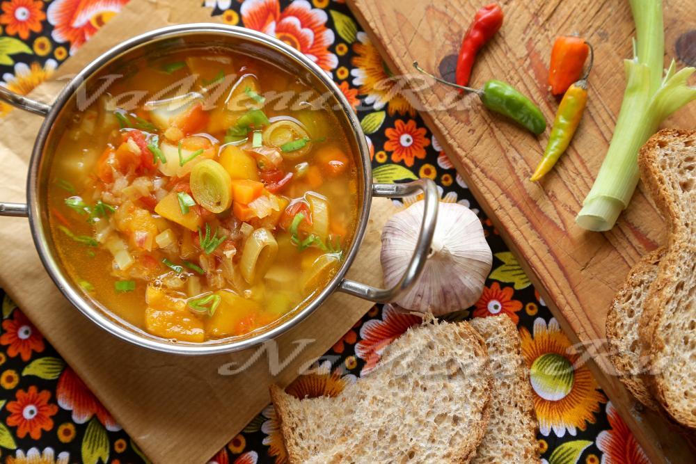 Суп из чечевицы на курином бульоне рецепт с фото пошагово