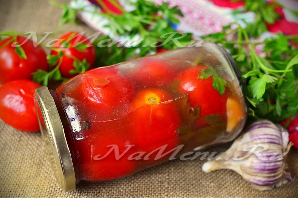 Паста из помидоров заготовка на зиму