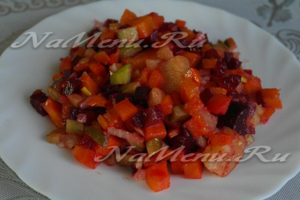 Как правильно и вкусно приготовить овощное рагу
