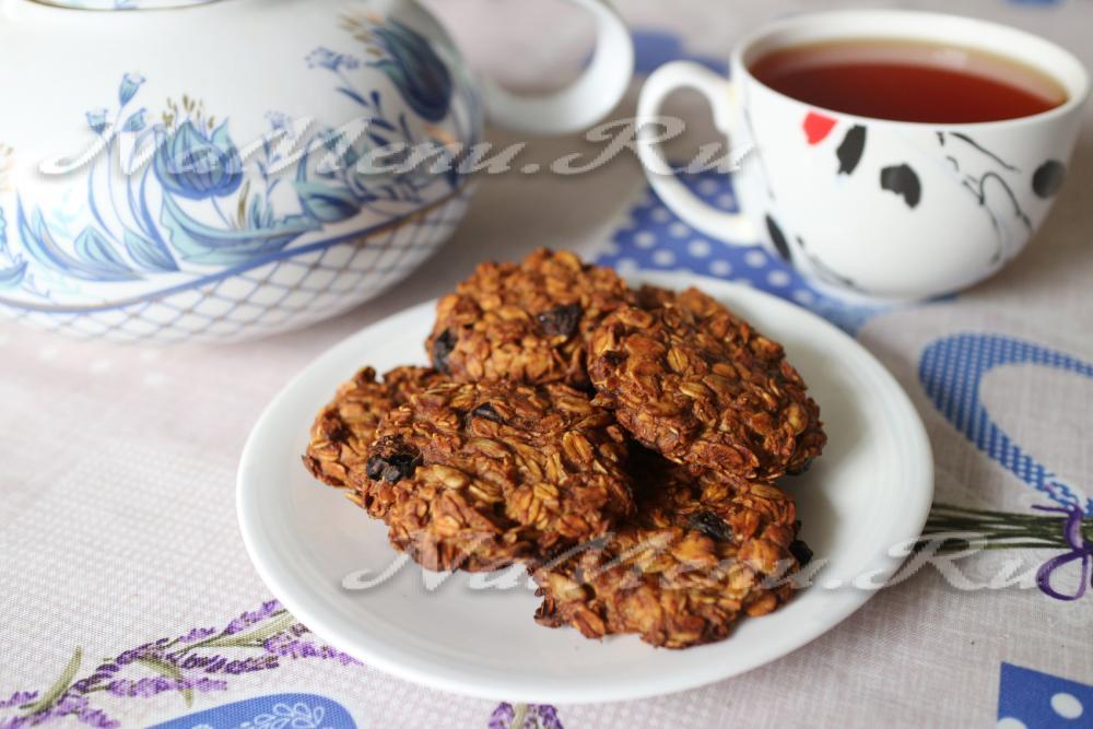 овсяное печенье и холестерин