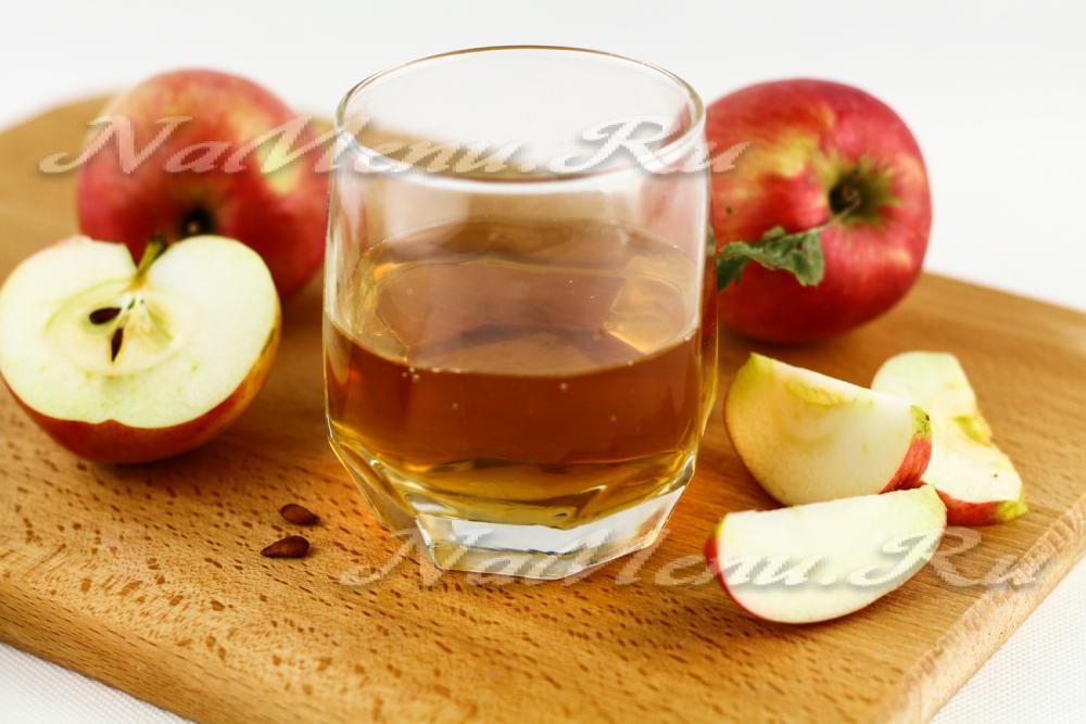 рецепты приготовления сока из яблок в домашних условиях