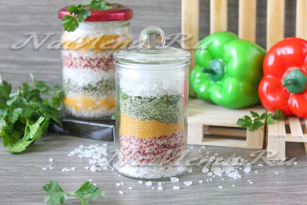 Соль со специями  OKRU