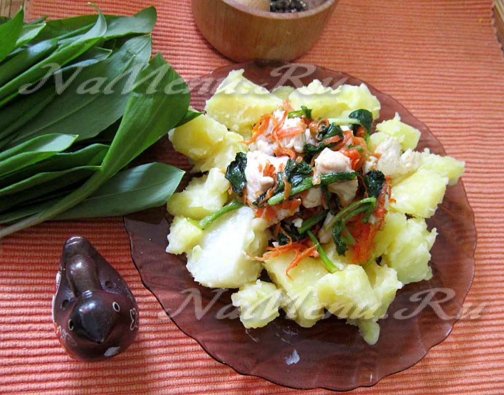 Блюда из грибов самые простые и вкусные пошаговые