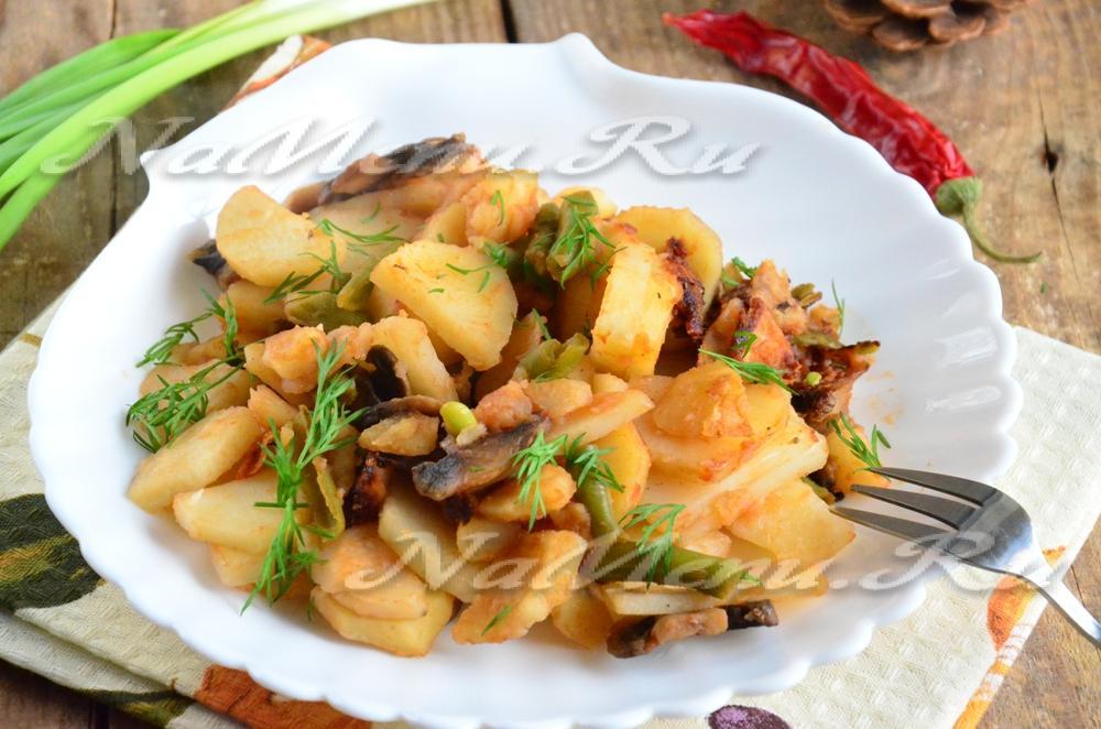 Грибы соленые с чем приготовить рецепты с фото простые и вкусные