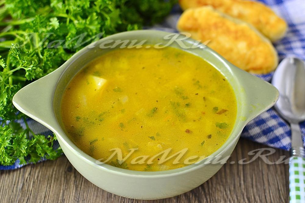 Рецепты гречневого супа с яйцом