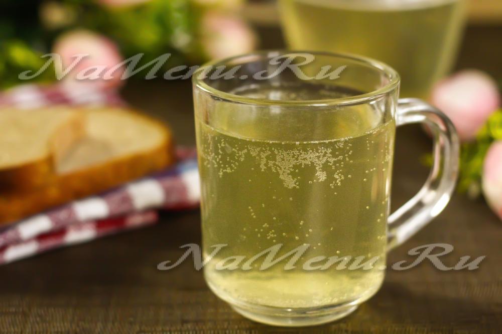 квас в домашних условиях с солодом пошаговый рецепт с фото