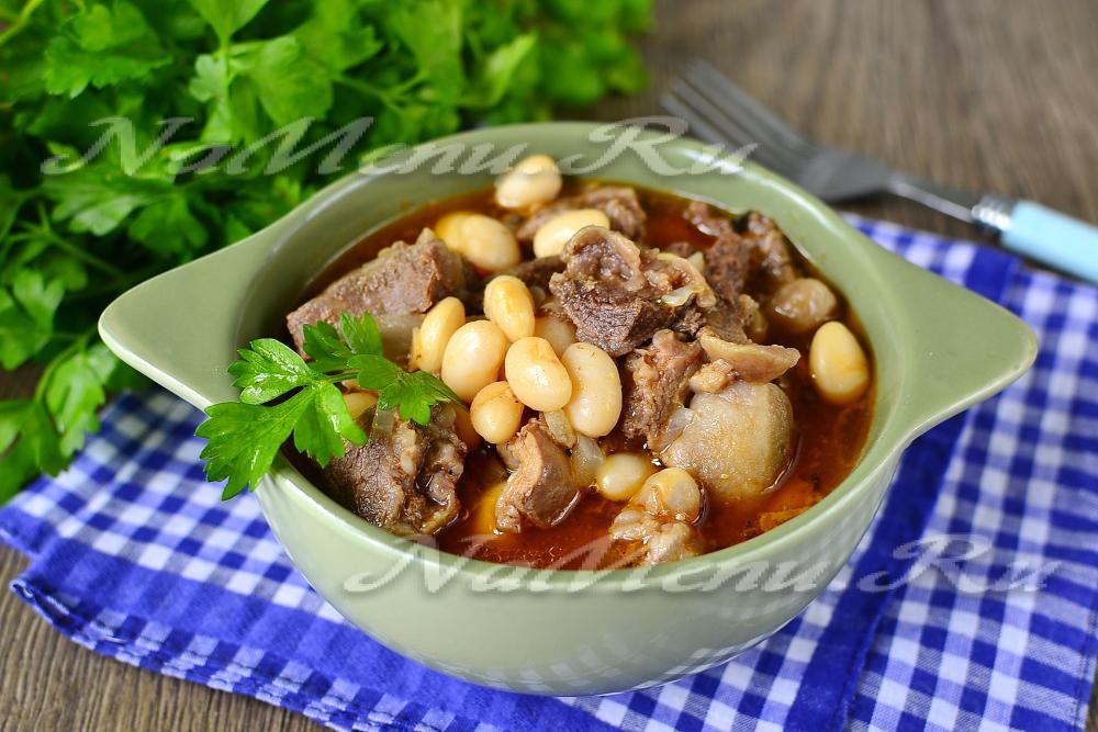 Рецепт бигус картошкой