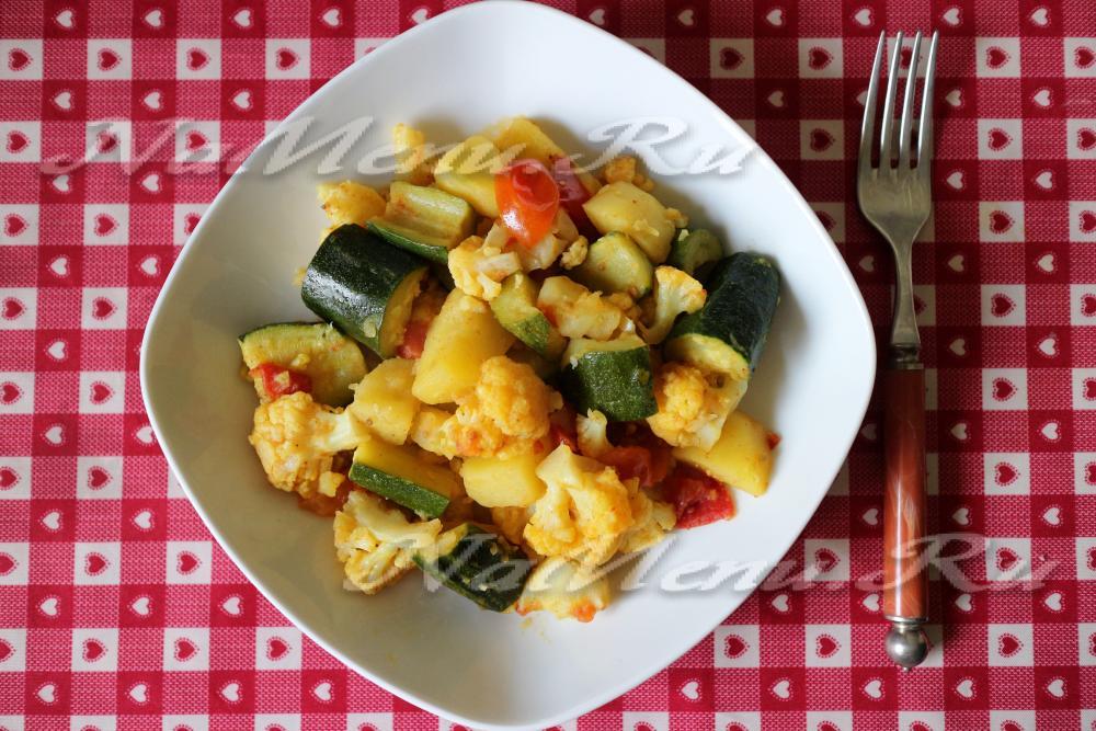 суп фасолевый с цветной капустой рецепт