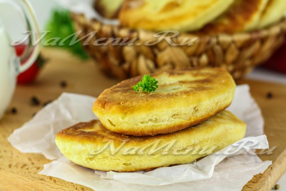 Рецепт Пирожки от бабушки тесто дрожжевое на