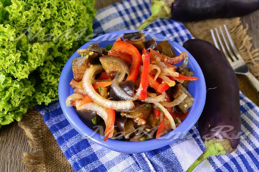 Баклажаны хе по-корейски рецепт с фото