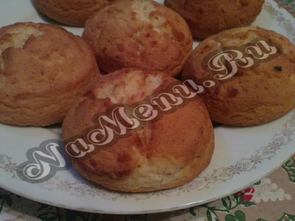 Рецепт приготовления печенья