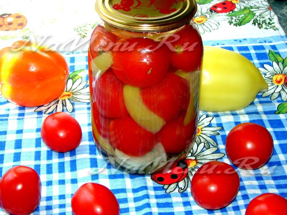 рецепты салатов с болгарским перцем на зиму рецепты