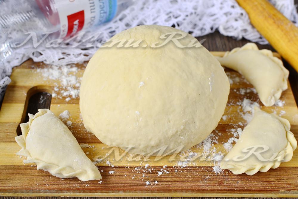 Тесто для вареников самый лучший рецепт