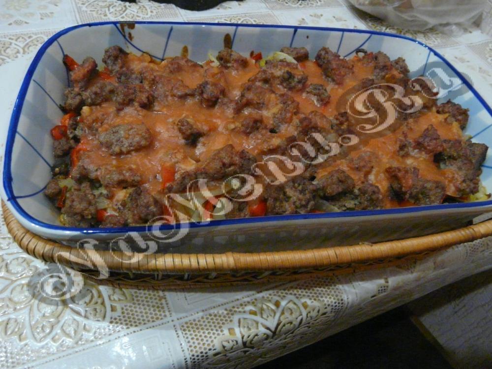 Запеканка из картофеля и фарша рецепты