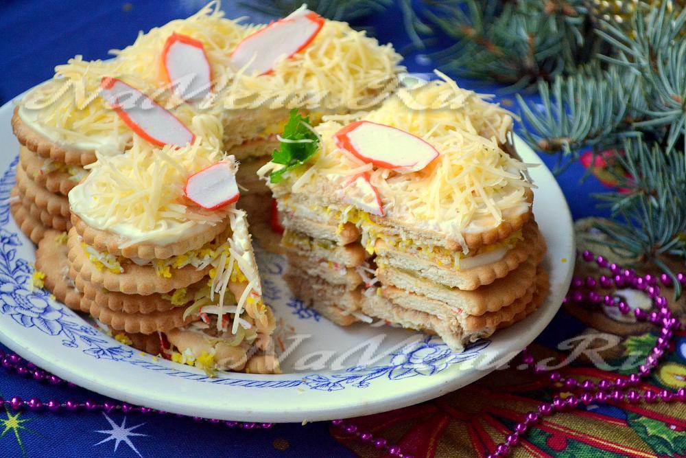 Закусочный торт картинки