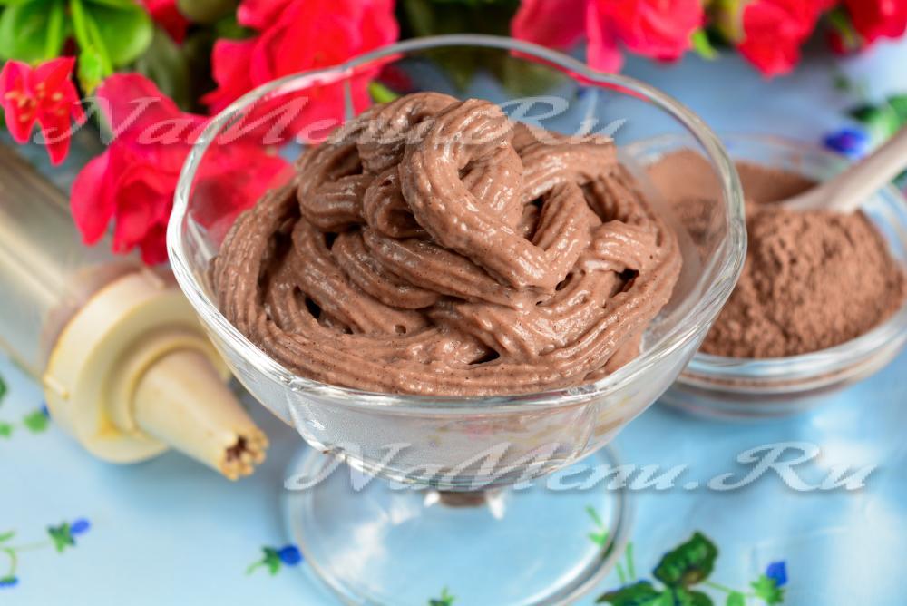 рецепт торта из какао в мультиварке