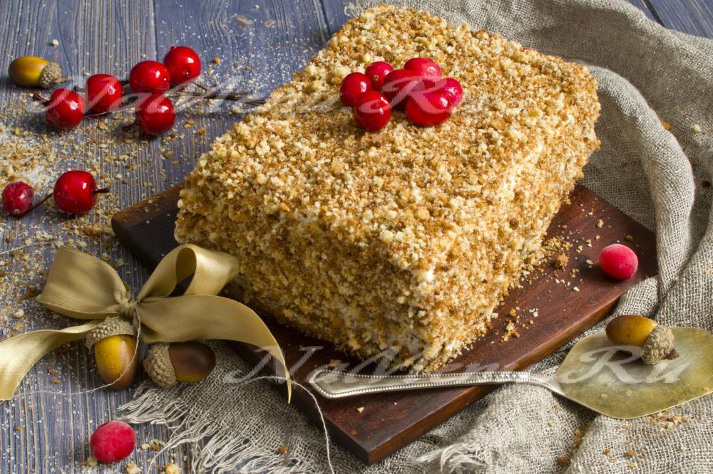 Торт мечта жизни рецепт пошагово с фото