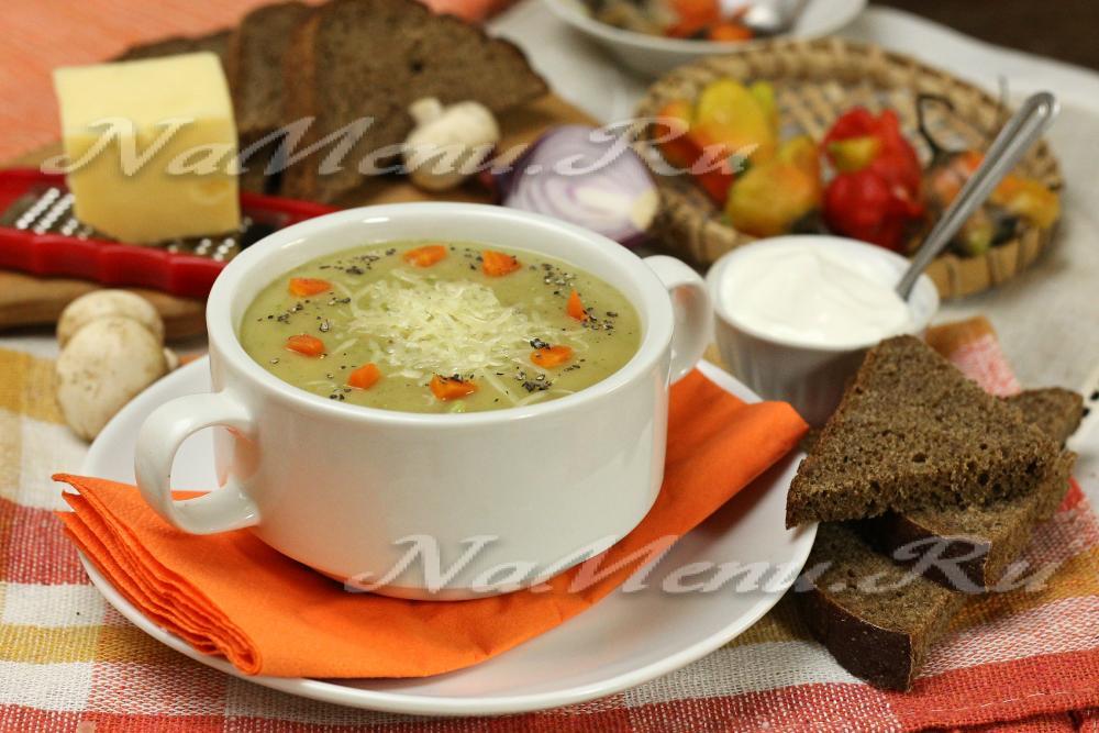Суп-пюреы с фото на каждый день