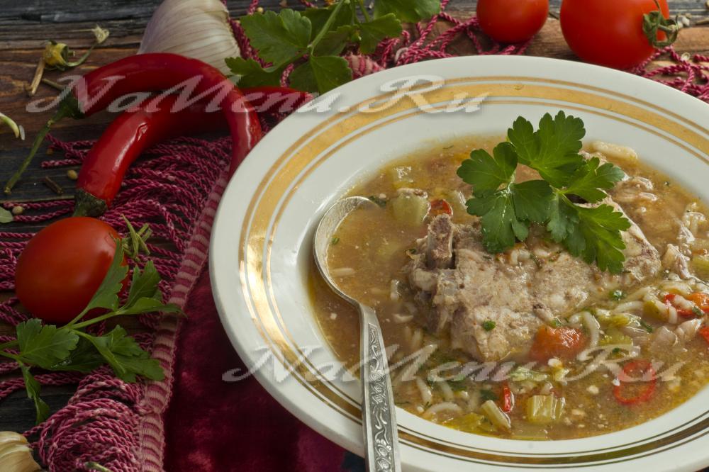 Суп харчо рецепт приготовления с фото пошаговое