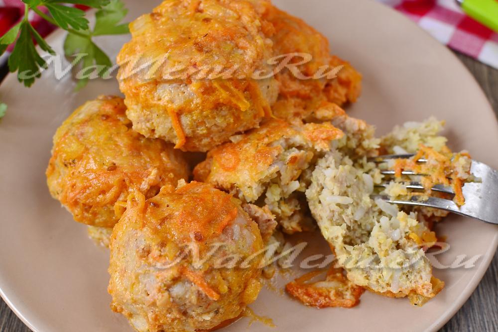 Ленивые голубцы в духовке без соуса рецепт пошагово