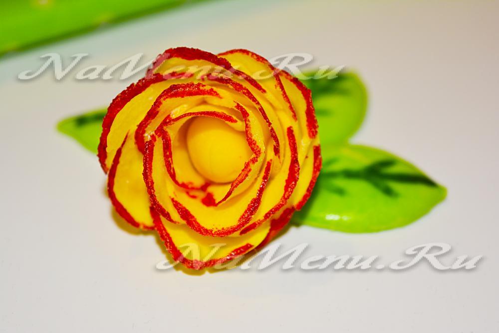Роза из мастики мастер класс с пошаговым фото