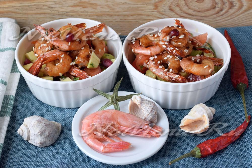 рецепты салатов из перца с фотографиями
