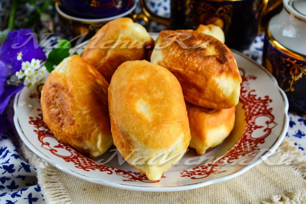 картофельные пирожки сковороде рецепт фото