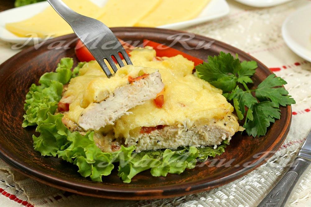 блюдо из курицы к праздничному столу рецепты с фото