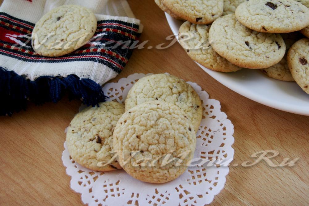 Печенье американо в домашних условиях 616